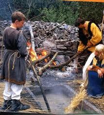 Traditional Fulacht Fia