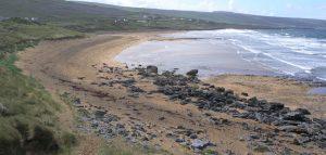 Fanore beach