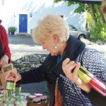 Deborah Evers Ballyvaughan farmers Market
