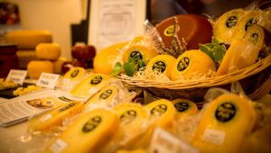 Burren Gold Cheese