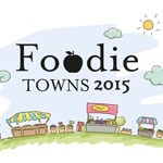 Foodie Towns logo 2015