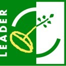 LEADER Logo, funding, community, tourism