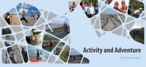 Activity and adventure in the Burren, holidays, fun outdoors