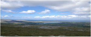 Adventure Burren landscape, activities, outdoor fun, ecotourism
