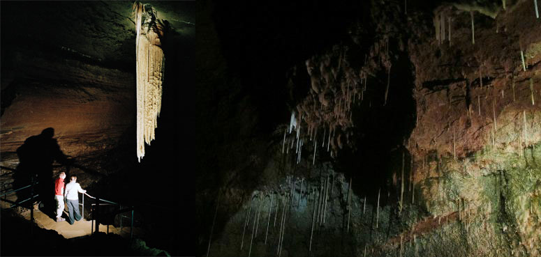 Doolin Cave Great Stalactite