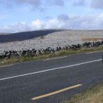 E-Whizz biking in the Burren