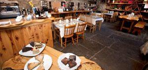 Inside Burren Fine Wine and Food