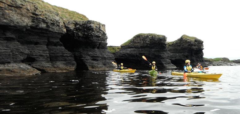 Sea Kayaking with North Clare Sea Kayaking