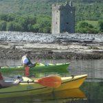 Kayaking at Ballyvaughan