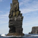 Doolin Ferry-Cliffs of Moher stack
