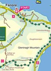 Fanore to Ballyvaughan Walking trek, activity outdoors reconnect with nature