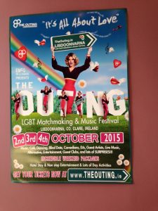 The Outing poster 2015