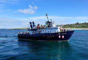 Doolin2Aran Ferries, Cruise explore the coast, Cliffs of Moher, Aran islands