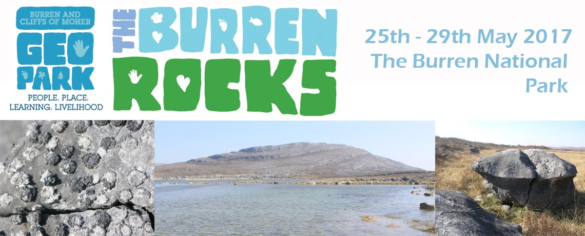 Burren Rocks, Burren national park, geopark