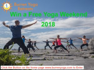 Win-Free-weekend-Burren-Yoga