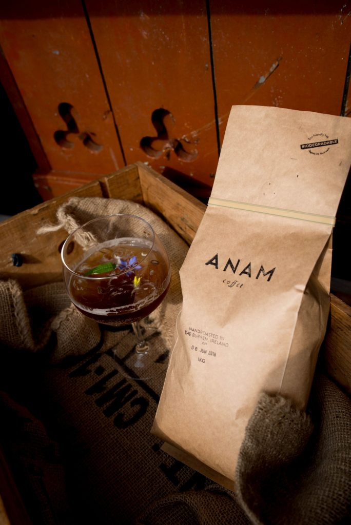 Anam Coffee, Burren Food Trail, Reconnect