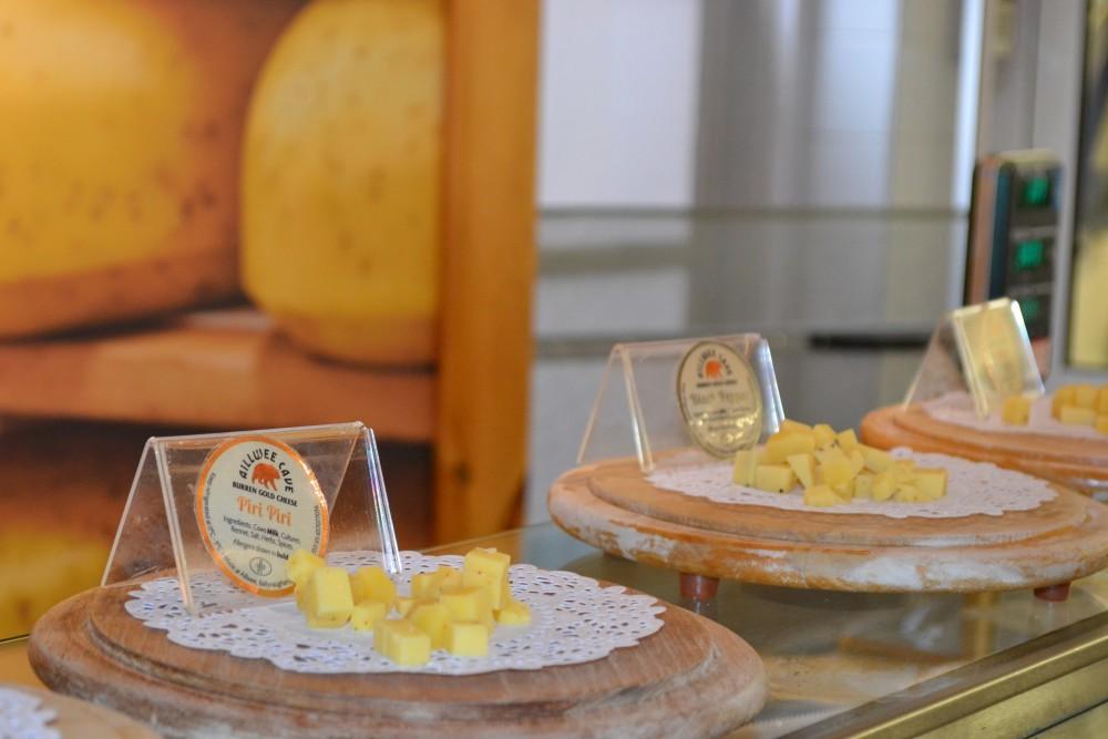 taste the Burren, food trail, Burren Gold Cheese