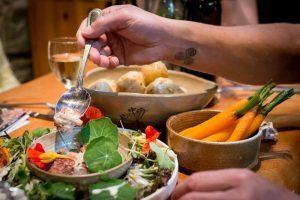 Burren Food Trail, Tasting the produce, food producers, local, organic,