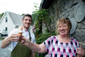Burren Food Trail, events, long table, food producers, local, organic,