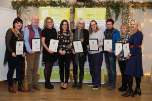 Burren Ecotourism Members, Awards, Code of Practice, Community