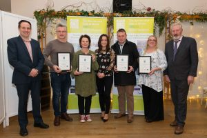 Burren Ecotourism Members, Awards, Lonely Planet