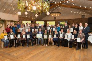 Burren Ecotourism Members, Biodiversity