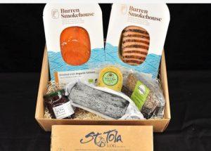 Burren Basket Large, Local products, fine foods, gift ideas, hamper