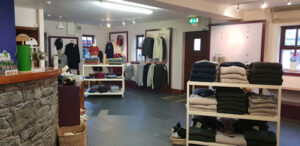 Shop at Caherconnell Fort, activity holidays, rural life, Irish gifts