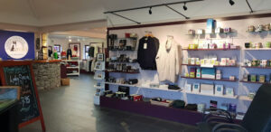 Shop at Caherconnell Fort, activity holidays, rural life