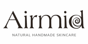Airmid Logo, natural skincare range, Burren Co.Clare