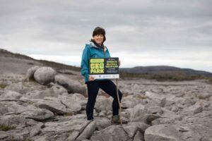 Marie McGauran, Burren Experience Guided Walks, adventure, activity, outdoor fun