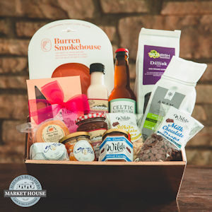 Local food product hamper, Reconnect