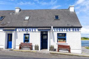 Linnane's Lobster Bar, traditional Holiday Wild Atlantic Way food