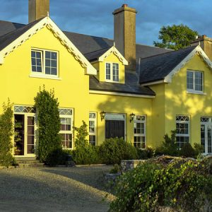 Drumcreehy Country House, Bed and Breakfast, family run business