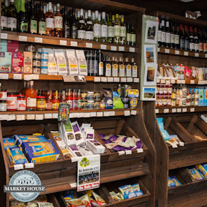 Locally sourced food products, Burren, quality food