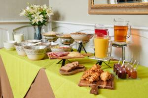 Breakfast Buffet, hotel, good food , artisan