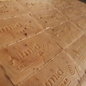 Airmid natural handmade Irish soap, guaranteed Irish