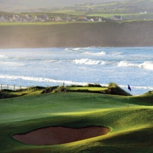 Seaview's from Lahinch Golf Course, activities on the Wild Atlantic Way