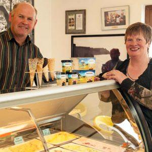 Linalla Ice-cream, Burren, Family friendly Café, Wild Atlantic Way adventure