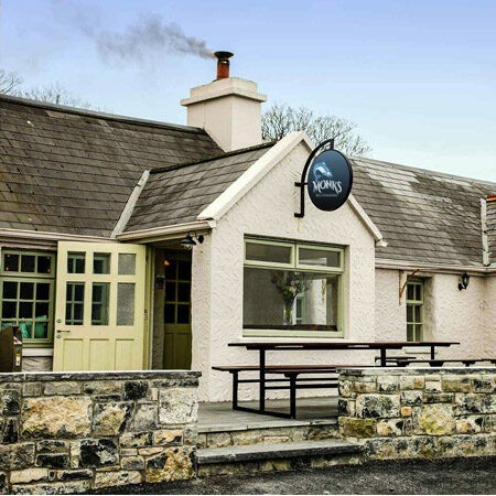Monks Ballyvaughan, Seafood Restaurant and Bar, lobster, local