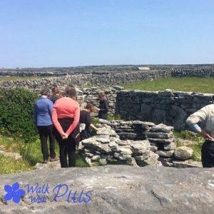 Walk with Pius, walking tours, Burren, activity holidays
