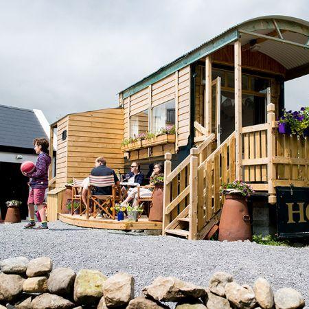 Burren Glamping, Rural Life, country Living