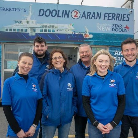 Doolin2Aran Ferries