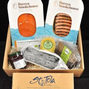 Burren Hamper, Local food, produced in the Burren, gift ideas