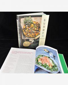 Burren Dinners Book, cook book, local chefs