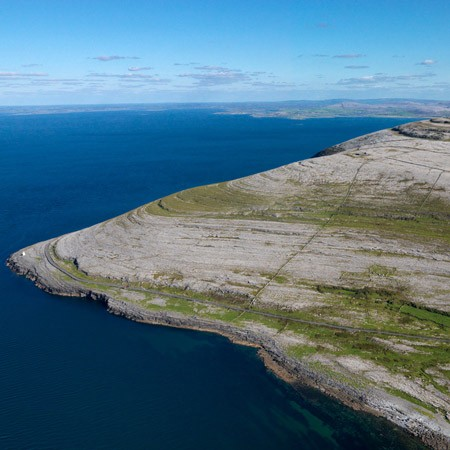 The Burren & Cliffs of Moher Geopark