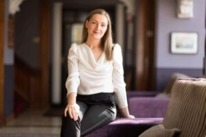 Megan White of White Hotel Group, Accommodation, festivals