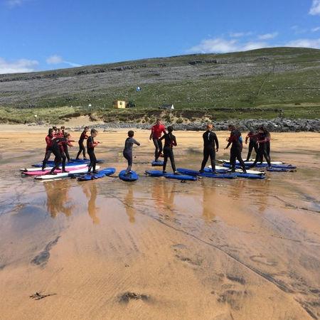 Aloha Surf School, adventure holiday, escape, fun