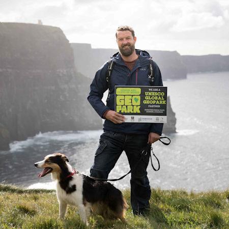 Cormac's Coast Walking Tour, Wild Atlantic Way Adventure Cliffs of Moher