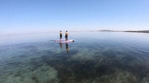 Aloha Surf School, adventure holiday, SUP, tranquil vacation